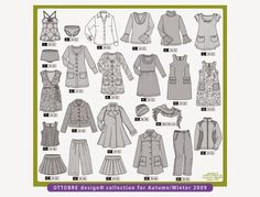 Sewing patterns, fabrics and more… Clothing Patterns, Sewing Patterns, Wardrobe Makeover, Couture, Sewing Clothes, Fall Winter, Autumn, Design, Fabric