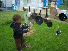 lots of ideas for outdoor music