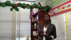 This video described a strategy educators can use to create a vocabulary wall in their classroom. I liked this strategy because it can be adapted into any classroom. I also believe the educator has constructed a vocabulary resource that is beneficial to all students. The words that are included on the wall are important to the children because they are from their levelled readers.