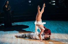 Week 8 - Nick & Sharna - Contemporary 30/30 #dwts #dancingwiththestars #teamsharnick
