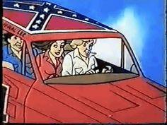 The Dukes - Dukes of Hazzard Cartoon - CBS 1983