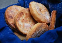 Argentinians and Uruguayans alike enjoy these fried circles of dough in the afternoon with yerba mate tea.