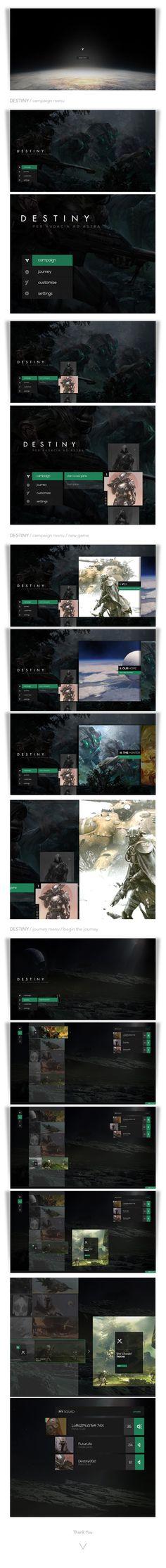 http://www.behance.net/gallery/(-GUI-)-Destiny-User_Interface/7421711
