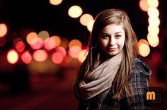 Love the idea of doing nighttime senior photos!!!