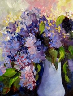 """""""The Purple of Lilacs"""": Delilah Smith"""