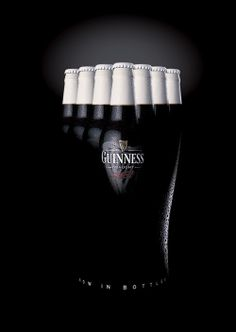 Guinness. Sales promotion. by Alexander Porshnev, via Behance