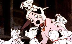 101 Dalmatian - c.W. Disney/Everett/REX