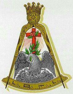 Rose Croix Secret Society Symbols, Rose Croix, Esoteric Art, Masonic Symbols, Templer, Religious Images, Freemasonry, Masons, Spirituality