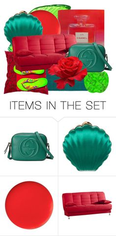 """""""Split Complementary"""" by chelsaywayx3 ❤ liked on Polyvore featuring art"""
