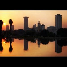 Nairobi Photos (kenya): A Beautiful East African City - Travel - Nigeria Nairobi City, Kenya Nairobi, Most Beautiful Cities, Beautiful Places To Visit, Beautiful Landscape Wallpaper, Kenya Travel, Exotic Beaches, Out Of Africa, Ghana