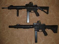 AR-45 guns