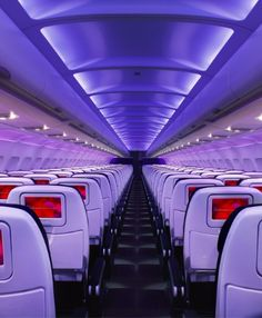 There are airlines where you can fly economy without it being a miserable experience. Yahoo Travel brings you the airlines with the best economy (or coach) class offerings. Alaska Airlines, Best Airlines, Canadian Airlines, Cheap Airlines, Flat Twist, Air Travel, Travel Tips, Travel Advice, Airline Travel