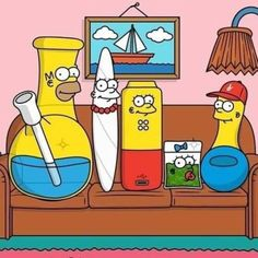 The Simpsons as weed paraphernalia Trippy Wallpaper, Cartoon Wallpaper, Trippy Drawings, Art Drawings, Trippy Cartoon, Drugs Art, Simpsons Art, Simpsons Drawings, Trippy Painting