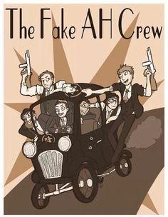Fake AH Crew