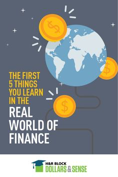 The First 5 Things You Learn in the Real World of Finance #highschool #teaching