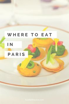 a culinary adventure in Paris, part two Paris Restaurants, Foodie Travel, Adventure, Dining, My Favorite Things, Eat, Food, Adventure Nursery, Restaurant