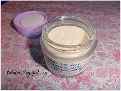 Zoralia: Crema hidratante casera