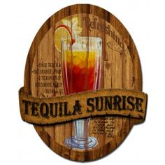 3-D TEQUILA SUNRISE