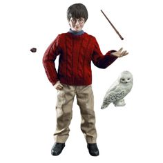 "Harry Potter - Harry Potter Casual Wear 12"" Action Figure"