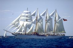 Esmarelda. Aboard.