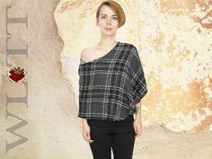 Capes & Ponchos - Cape **AVELINA** Poncho - ein Designerstück von WLTT-Fashiondesign bei DaWanda