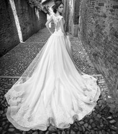 Breathtakingly beautiful Alessandra Rinaudo wedding dresses 2015 collection