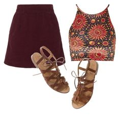 """""""Untitled #1970"""" by vanillavibes ❤ liked on Polyvore featuring Topshop and Madewell"""
