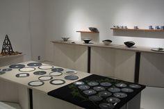 皆川 明 × 安藤雅信コラボ展「森のさえずり」開催中、「百草展」も併催