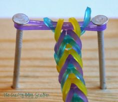 Fish Tail Rubber Band Bracelet Tutorial