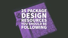 Check out the top 25 Package Design Resources You Should Be Following for your Packaging Inspiration in 2017. Need help with Branding -- Get in touch!