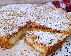 Greek Sweets, Greek Desserts, Greek Recipes, No Bake Desserts, Dessert Recipes, Tart Recipes, Cooking Recipes, Greek Cake, Cooking Cake