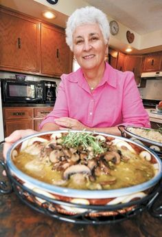 Greenfield Twp. woman's go-to dish- Chicken Yolanda- named for her mother.