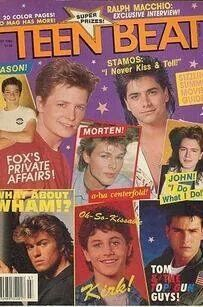 This is totally from my era! John Stamos is the only one who hasn't changed much. :)