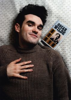 Everything is Morrissey and nothing hurts. #TheSmiths, for @Lisa Trent
