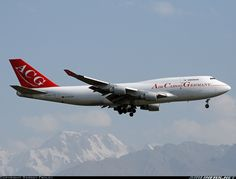 Air Cargo Germany D-ACGA Boeing 747-409(BDSF) aircraft picture