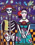 Day of the Dead 10  Fine Art Print
