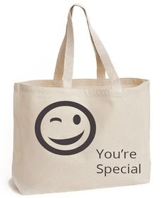 77566f16255e Special Natural Tote Bag- Buy Online in India- GraceIndia.