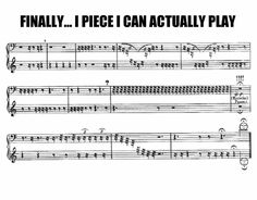 Learn to actually read music. With notes. And not chord… - Humor City Funny Band Memes, Marching Band Memes, Band Jokes, Silly Jokes, Funny Quotes, Music Puns, Music Quotes, Funny Music, Musician Jokes
