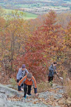 Sugarloaf Mountain in Fall
