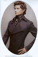 L'angolo di Estel: Moda maschile nell'800