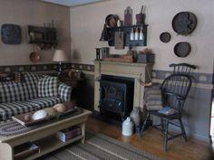 Karyn McBride's lovely home~