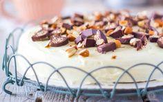 Der lieben Mutti gibt man doch ein Küsschen – Küsschen Torte