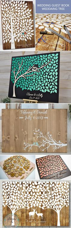 """Guest """"Book"""" Be Gone – Creative And Unique Guest Book Alternative 
