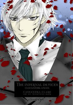 Jem in The Infernal Devices Manga.