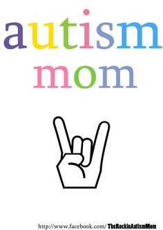 Autism Mommy And PROUD of my little man! <3 Nothing like the love u get from a special needs child
