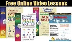 Math Essentials Products http://rfisher.powweb.com/melinda/