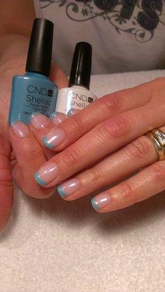 Shellac nails... :-)