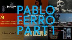 Title Sequences of designer Pablo Ferro