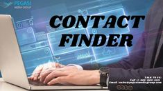 PMG's Contact Finder Services helps you to find the contacts based on the criteria such as company size, industry verticals, SIC/NAIC codes and The Agency, Target Audience, Digital Marketing, Coding, Business, Store, Business Illustration, Programming