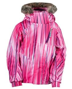 Spyder Lola Ski Jacket (Girls'), #PeterGlenn | Warm and cozy cutie ...